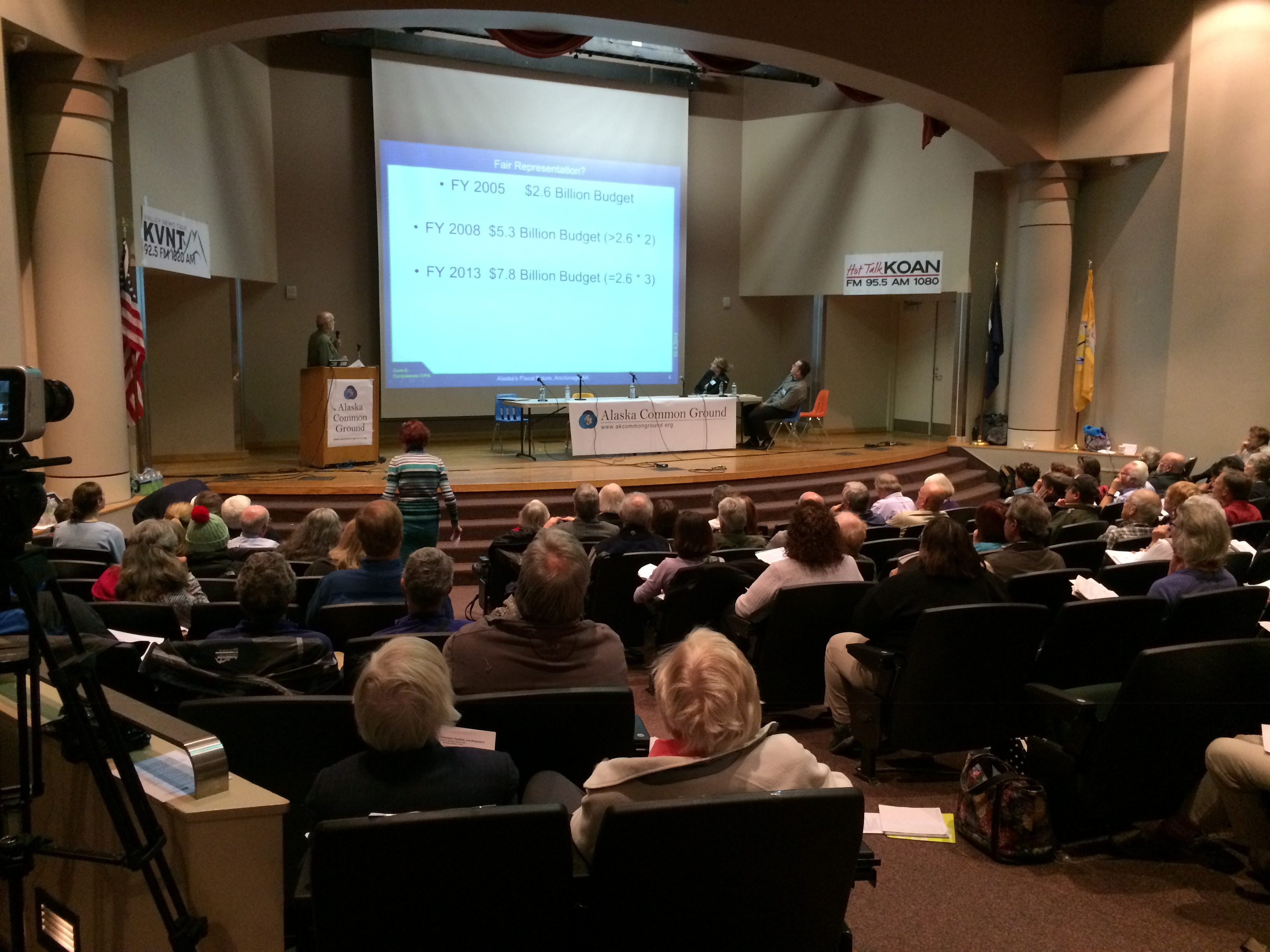 Alaska's Fiscal Future Forum