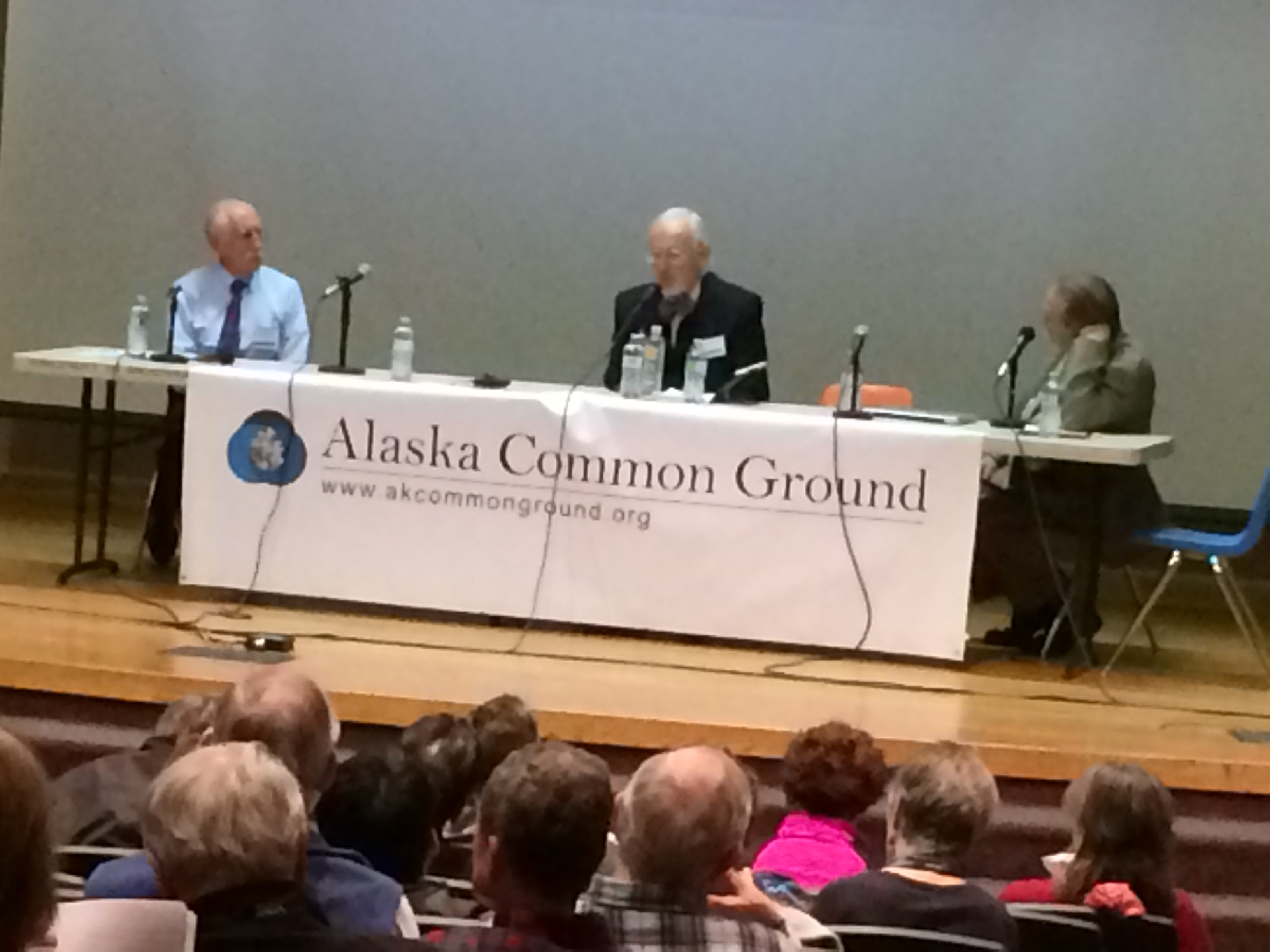 The Permanent Fund and Alaska's Fiscal Future